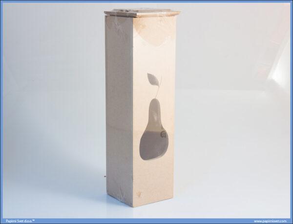 Dekupaž kutija za flašu KRUŠKA