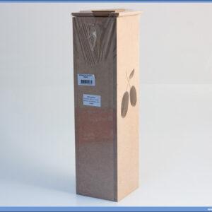 Dekupaž kutija za flašu ŠLJIVA