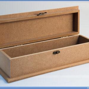 Dekupaž kutija za piće 35x11x9cm
