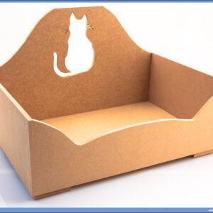 Dekupaž krevet za MACE 30x45cm