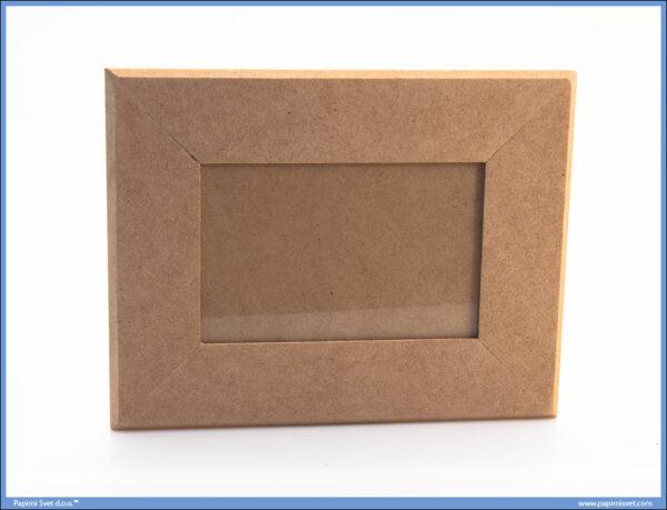 Dekupaž foto ram 10x15cm (24x19cm)