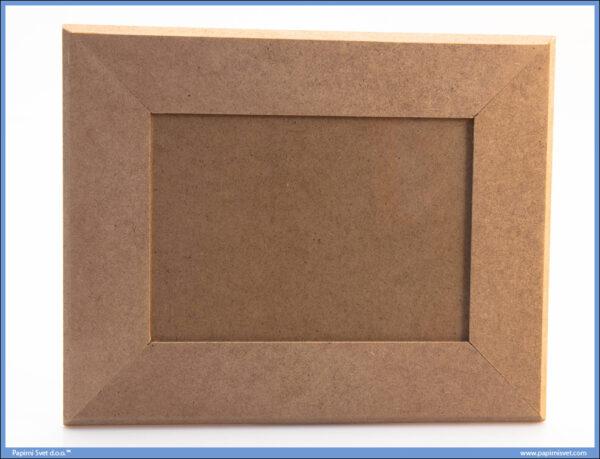 Dekupaž foto ram 13x18cm (27x22cm)