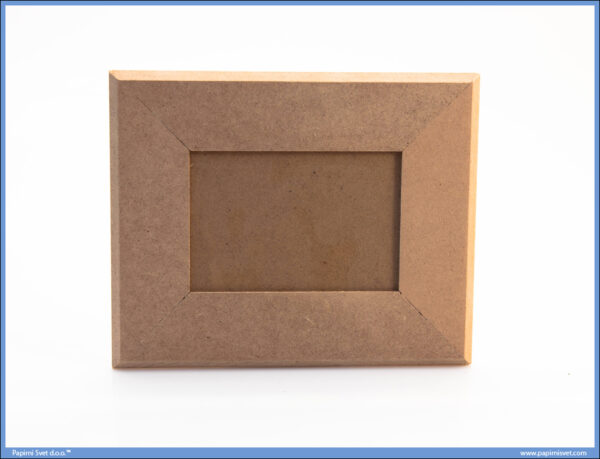Dekupaž foto ram 9x13cm (22x18cm)