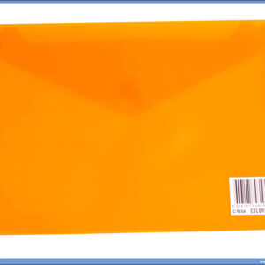 Fascikla A5 PVC koverat C1854 NARANDŽASTA
