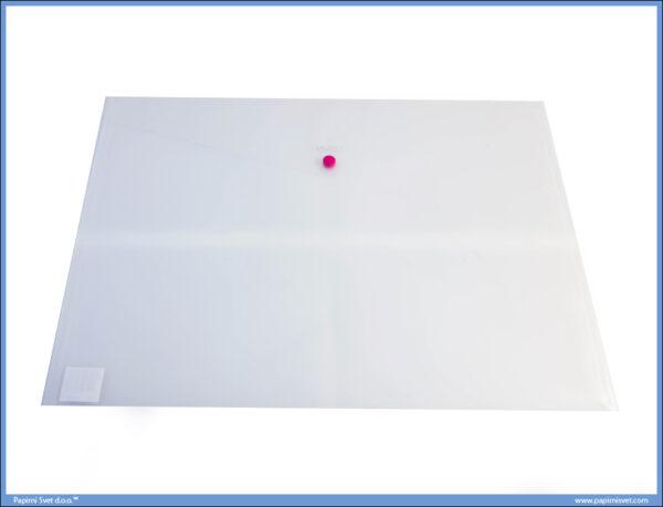 Fascikla koverta A3 PVC TRANSPARENT C1852