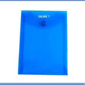 Fascikla PVC A6 C1856 PLAVA