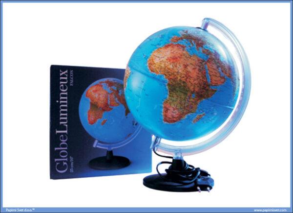 Globus svetleći 25cm prečnik