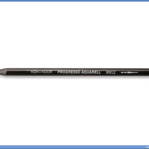 Grafitni štapić 4B AQUARELL PROGRESSO 1/1, Koh-i-noor