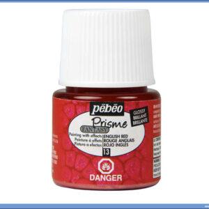 Dekorativna boja ENGLISH RED Fantasy Prisme, Pebeo