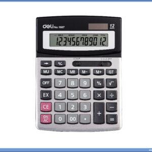 Kalkulator stoni E1607, DELI