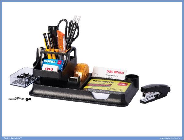 Kancelarijski set za radni sto sa priborom E38252A, Deli