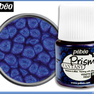 Dekorativna boja VIOLET 26 Fantasy Prisme, Pebeo