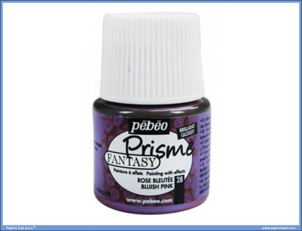 Dekorativna boja BLUSH PINK 28 Fantasy Prisme, Pebeo