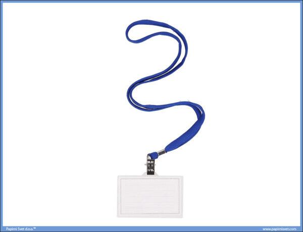 Identifikacione kartice sa PLAVIM povezom, TTO