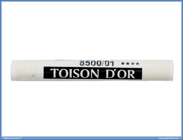 Suvi meki pastel na komad TITAN WHITE BELI, Koh-I-Noor