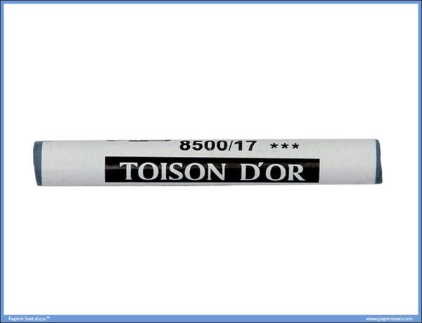 Suvi meki pastel na komad GREY METAL Metalno siva, Koh-I-Noor
