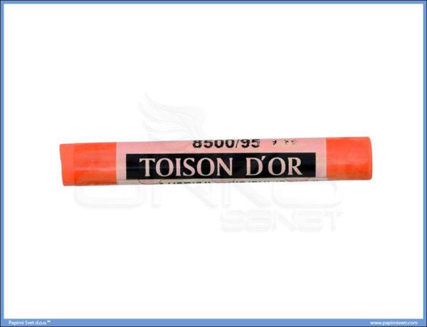 Suvi meki pastel na komad CHROMIUM ORANGE Hrom narandžasta, Koh-I-Noor