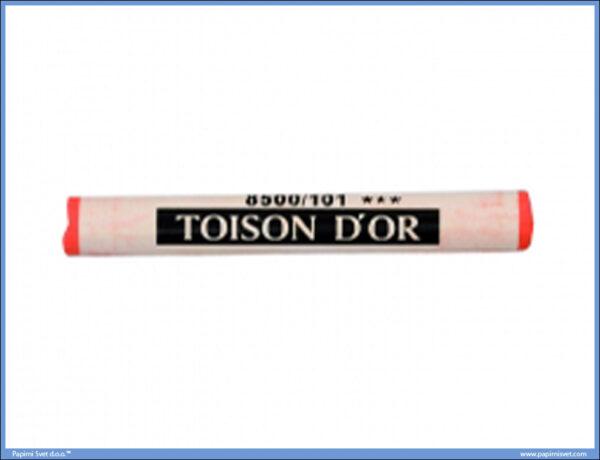 Suvi meki pastel na komad PALE VERMILION Cinober bleda, Koh-I-Noor