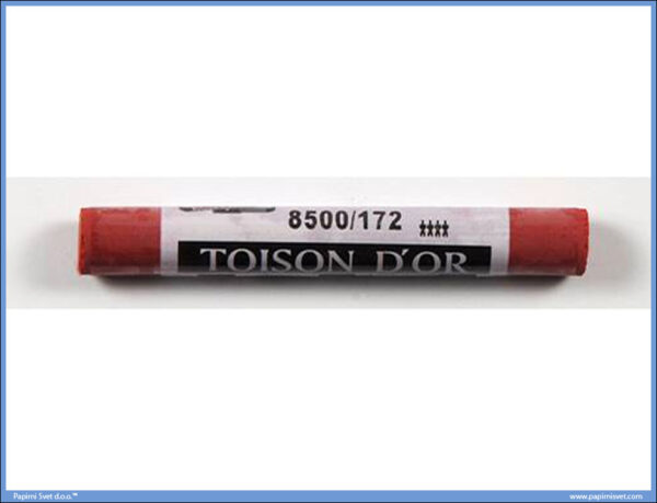 Suvi meki pastel na komad PYROLLE RED DARK, Koh-I-Noor