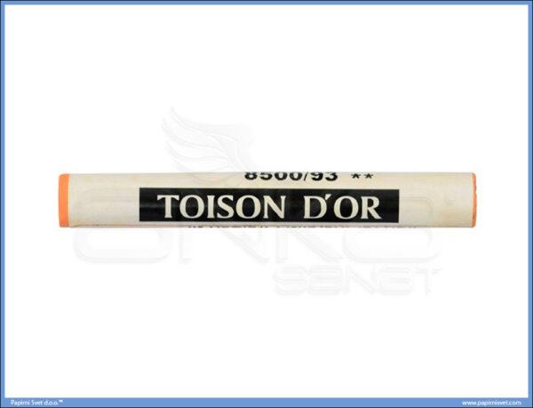 Suvi meki pastel na komad APRICOT ORANGE, Koh-I-Noor