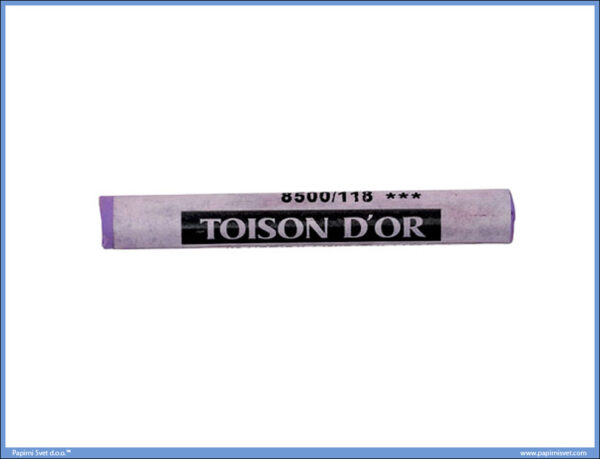 Suvi meki pastel na komad BLUISH VIOLET Plavkasto ljubičasta, Koh-I-Noor