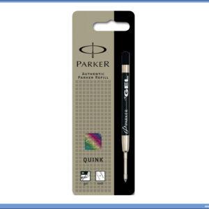 Uložak za hemijsku olovku Parker GEL CRNI 0,7 M medium, Parker