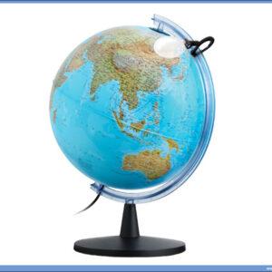 Globus svetleći F40cm prečnik