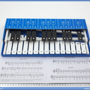 Metalofon/ksilofon 25/p