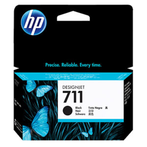 HP 711 kertridž CZ129A 38ml, Black Crni