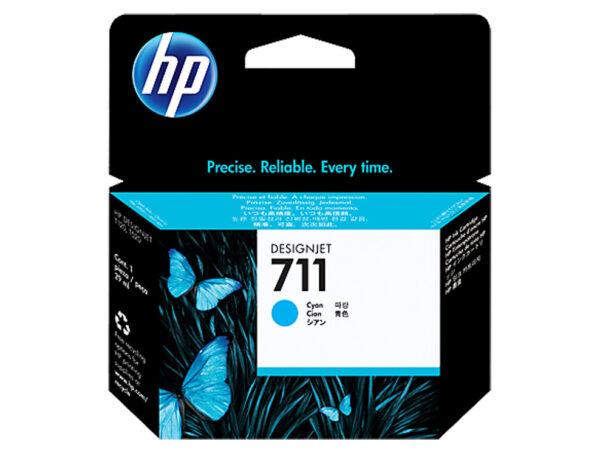 HP 711 kertridž CZ130A 29ml, Plavi Cyan