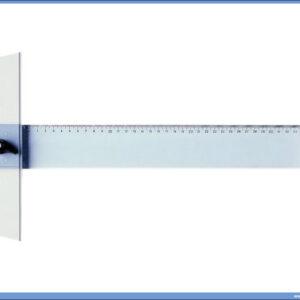 T-lenjir 60cm PVC plastični