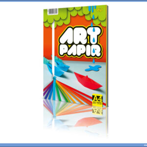 ART papir A4 80g/m2 5x10 boja, Optimum