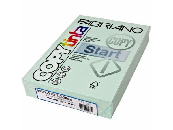 Fotokopir papir u boji A4 80gr SVETLO ZELENI - VERDE CHIARO, Fabriano