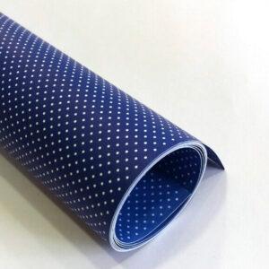 Karton Deco Tamno plavi TUFNE B1 (70X100cm) 250gr 1/10