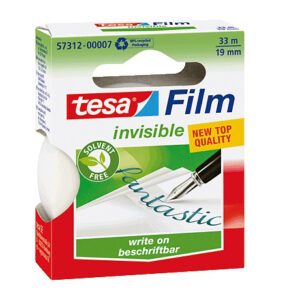 Selotejp Traka lepljiva nevidljiva 19mm/33m Tesafilm-eko 57312-7, TESA