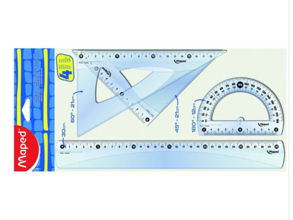 Lenjiri set 30cm START, Maped