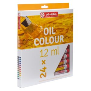 Uljane boje Art Creation Oil 24x12ml, Talens