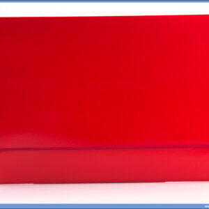 Fascikla A4 sa gumom crvena