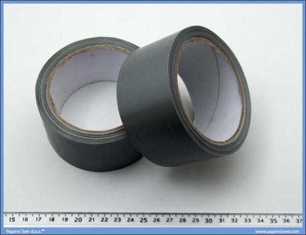 tkz. duct tape (dakt tejp)