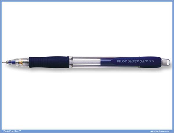 Tehnička olovka 0.5mm SUPERGRIP plava, Pilot