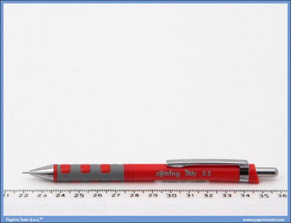 Tehnička olovka 0.5 Tikky crvena, Rotring