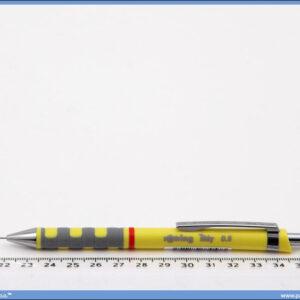 Tehnička olovka 0.5 Tikky žuta, Rotring