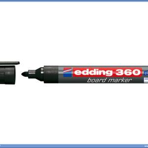 Whiteboard Marker za belu tablu CRNI 360, Edding