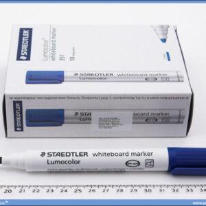 Marker za belu tablu plavi, Staedtler