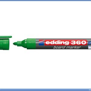 Whiteboard Marker za belu tablu ZELENI 360, Edding