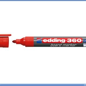 Whiteboard Marker za belu tablu CRVENI 360, Edding