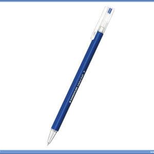 Hemijska olovka čelična triplus plava, Staedtler