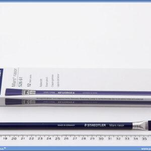 Gumica olovka sa četkicom, Staedtler