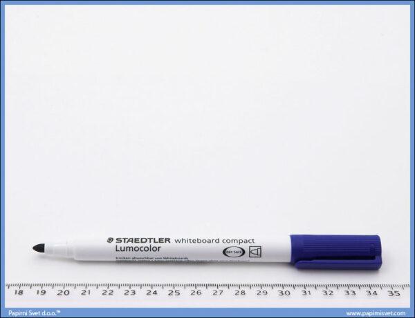 Marker za belu tablu tanki plavi, Staedtler