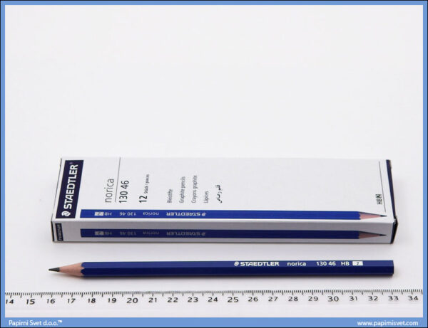 Grafitna olovka HB Norica, Staedtler